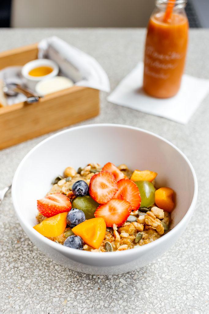 Wellness snídaně
